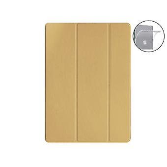 FONU Dun Tri-Fold Silikon Fall iPad Mini 5 2019 - Gold