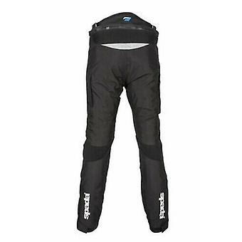 Spada Turini vodotěsné cestovní motocyklové kalhoty termální motorka černá