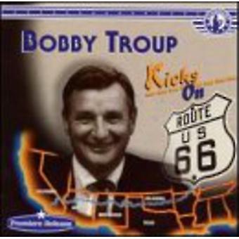 Bobby Troup - Kicks on 66 [CD] USA import