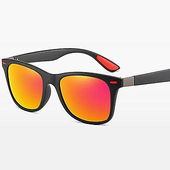 Vintage Square Men Polarized Sunglasses