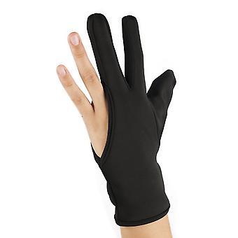 KappersHairstyler: Hittebestendige handschoen voor haarkrultang straightener