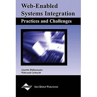 Web-Enabled Systems Integration: Practices and Challenges