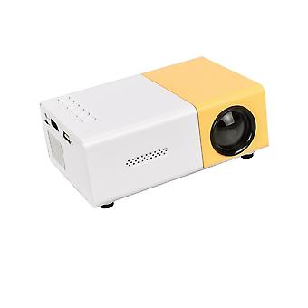 Pro Mini Projector-320x240 Pixels, Support 1080p, Hdmi