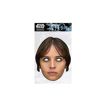 Star Wars Rogue One Jyn Erso Mask
