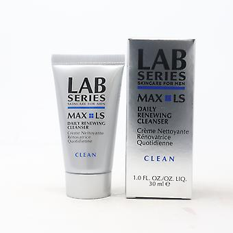 Lab Series Max Ls Daily Renewing Cleanser Clean 1.0oz/30ml New With Box