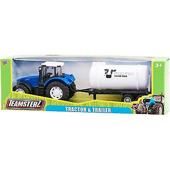 Teamsterz Tractor And Trailer