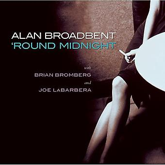 Alan Broadbent - Round Midnight [CD] USA import