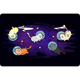 Grindstore Cats In Space Plaque