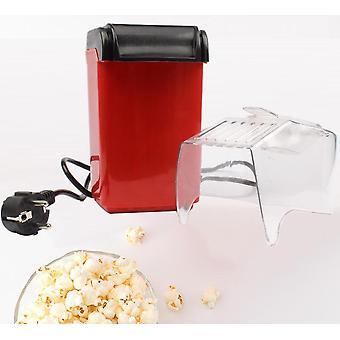 Elektromos kukorica popcorn készítő, háztartási automata mini forró levegő készítő gép,