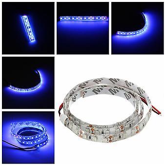 UVT فوق البنفسجية 3528 LED مرنة مصباح الشريط الأبيض ضوء 12V للماء