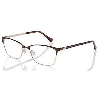 Ted Baker Grace TB2228 104 Brown Glasses