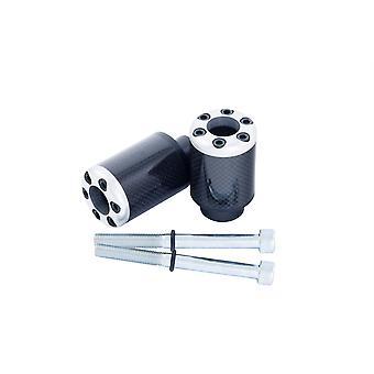 ホンダ用バイクテックカーボンファイバークラッシュプロテクター Y/1 00-01 CBR900RR 2/3 02-03