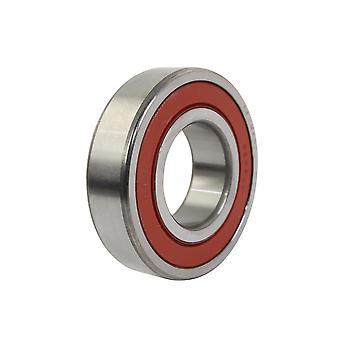 NTN Double Rubber Sealed Bearing - 6206DDU
