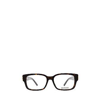 Balenciaga BB0105O havana female eyeglasses