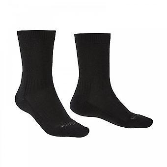Bridgedale HIKE Lett Merino Performance Boot Original Herre - Medium Black