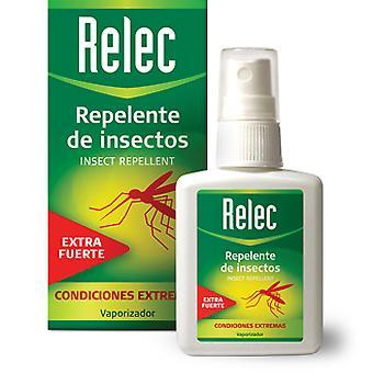 Chefaro Extra forte Répulsif contre les moustiques Relec