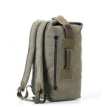 リュックサック トラベル バックパック & 荷物 キャンバス バケット、ショルダー バッグ