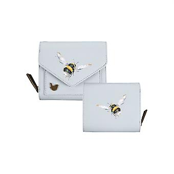 Wrendale Designs Purse - Flight of the Bumblebee