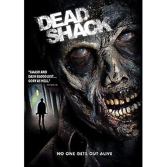 Dead Shack [DVD] USA import
