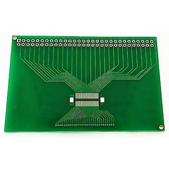Pin Pitch 2.0-3.5 Inch Tft Lcd Smd To Dip Adapter Board
