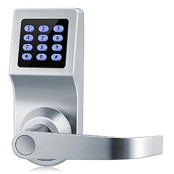 Fechadura inteligente da porta - código, cartão, controle remoto ou chave