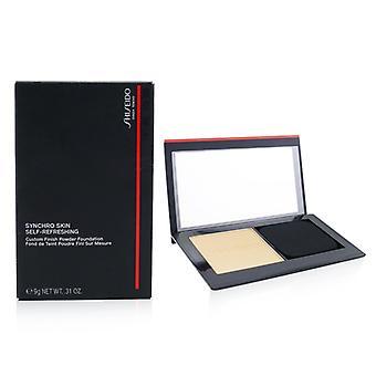 Shiseido Synchro Skin Self Refreshing Custom Finish Powder Foundation - # 310 Silk 9g/0.31oz