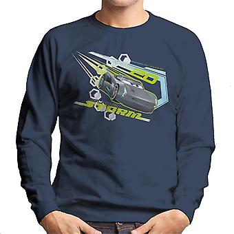 Pixar Cars Jackson Storm Men's Sweatshirt