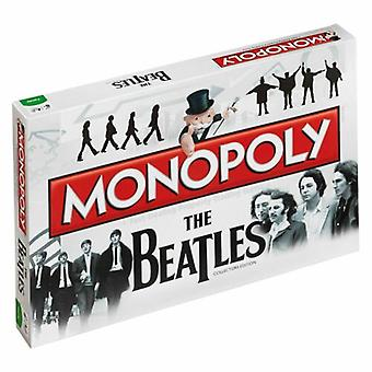 Monopoly beatles limited edition board game