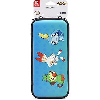 Switch tough pouch (pokemon sword and shield) by hori