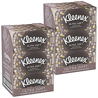 Kleenex Tejidos Faciales Ultra Blandos - 24 Cajas