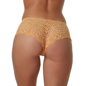 After Eden Fem 10.37.6121-035 Women's Bright Peach Lace Hipster