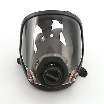 3 grensesnitt maske kombinasjon 6001/sjl med 5n11 filter bomull / boks