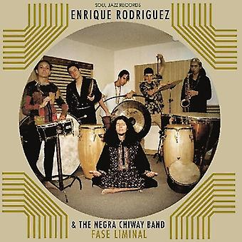 Rodriguez,Enrique & The Negra Chiway Band - Fase Liminal [Vinyl] USA import