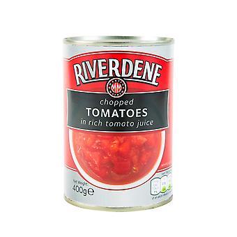 Riverdene Chopped Tomatoes in Juice