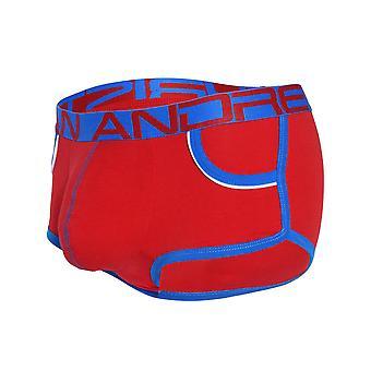 Andrew Christian Show-It Retro Pop Pocket Boxer Intimo da uomo Pantaloncini Da uomo Boxer