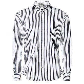 Stenstroms Slimline Striped Shirt