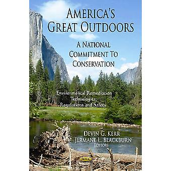 Americas Great Outdoors by Edited by Devin G Kerr & Edited by Jermane L Blackburn