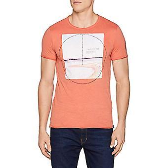 Garcia A91004 T-Shirt, Orange (Dark Apricot 2706), XX-Large Men