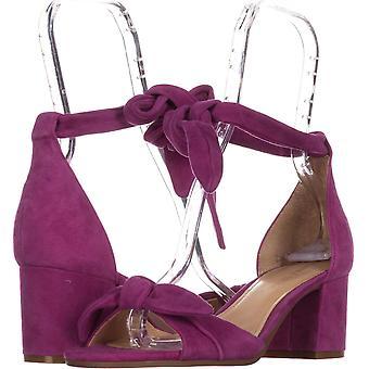 Ivanka Trump Womens Ezra Leather Open Toe Casual Ankle Strap Sandals