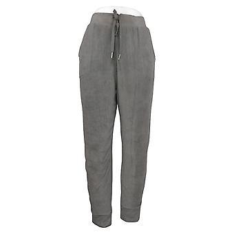 Koolaburra By UGG Women's Pants Brushed Micro Fleece Jogger Gray A386396