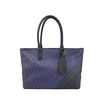 Trussardi -BRANDS - Taschen - Shopper - VANIGLIA-75B00548-99U280 - Damen - blue,darkgreen