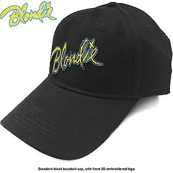 Blondie - ETTB Logo Men's Baseball Cap - Black