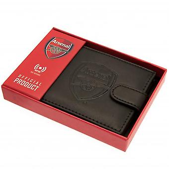 Arsenal FC Anti Fraud Wallet