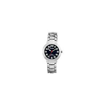 Unisex Horloge Chronotech (35 Mm) (ø 35 Mm)