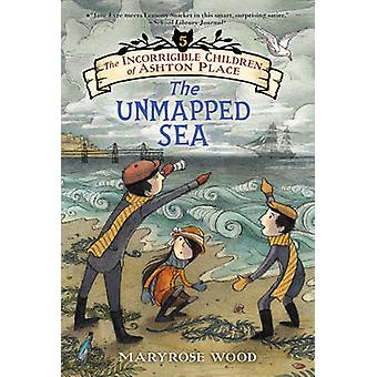 The Incorrigible Children of Ashton Place Book V  The Unmapped Sea by Maryrose Wood & Illustrated by Eliza Wheeler