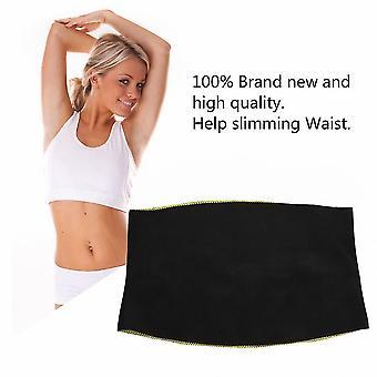 Women Neoprene Healthy Slimming Weight Loss Waist Belt Body Shaper Corsets