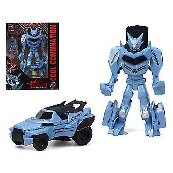 Transformers Cool Combination (27 x 21 cm)