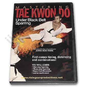 Masterización de Tae Kwon Do Under Blk Belt Sparring Dvd Park -Vd6745A