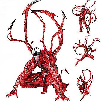 The Amazing Spider-man Venom-slaughter Movable Toy Model
