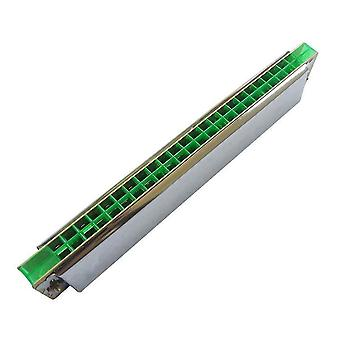 24 Holes Harmonica Accent Key Of C Harmonica Instrument For Adult